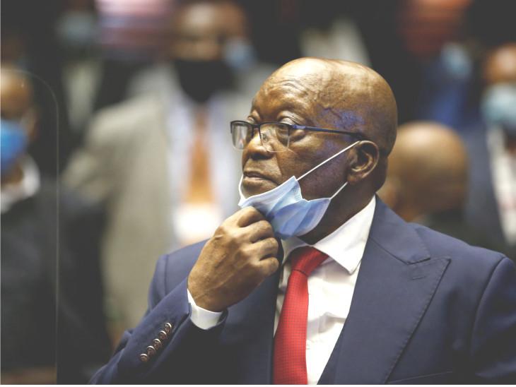 दक्षिण अफ्रीका में पूर्व राष्ट्रपति जैकब जुमा के आत्मसमर्पण के बाद दंगे भड़क उठे।