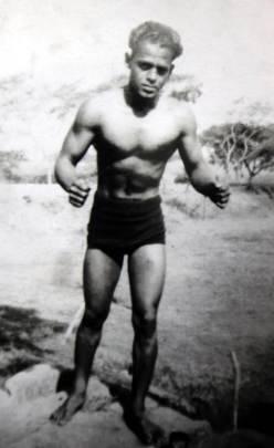 જાધવ જેઓ સ્વતંત્ર ભારતના પ્રથમ એથ્લેટ કે જેમણે મેડલ જીત્યો હતો