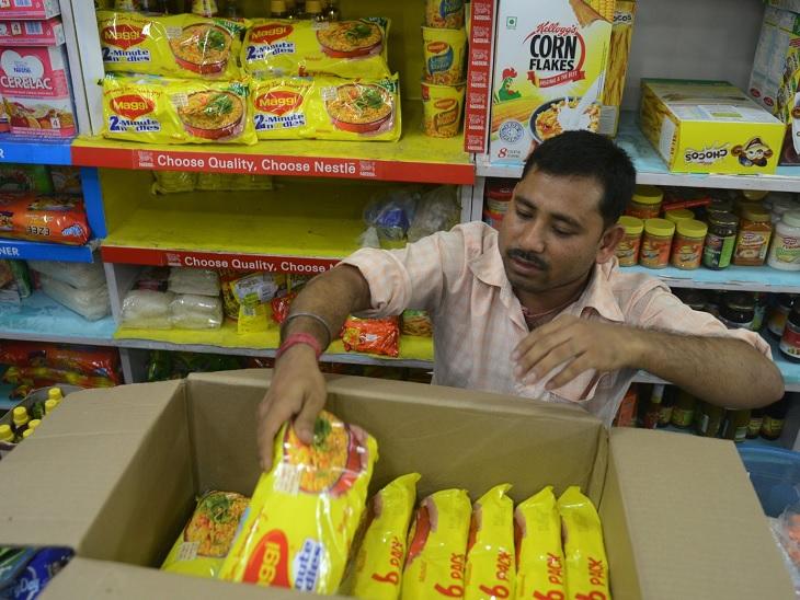 ભારતીય નૂડલ્સ માર્કેટમાં મેગીની મોનોપોલી આજે પણ યથાવત્ છે (ફાઇલ ફોટો).