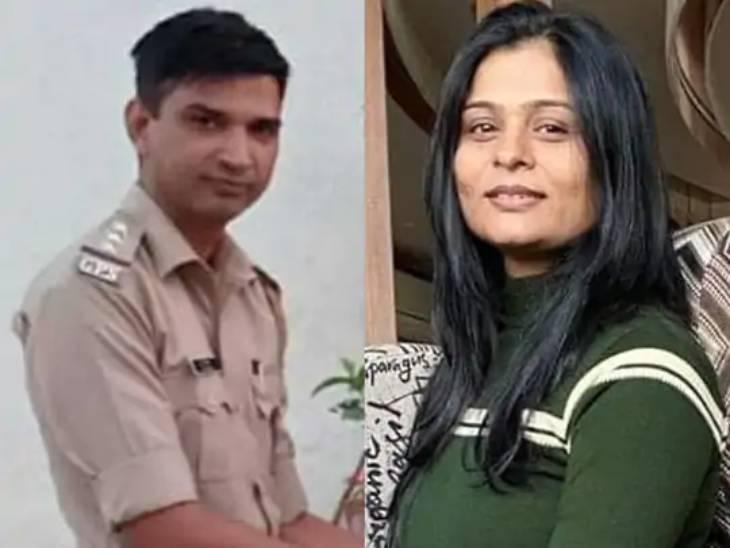 વડોદરાના સ્વીટી પટેલ કેસમાં તેના PI પતિના પરસેવા અને હાર્ટ બીટના આધારે તપાસ ચાલી રહી છે|અમદાવાદ,Ahmedabad - Divya Bhaskar