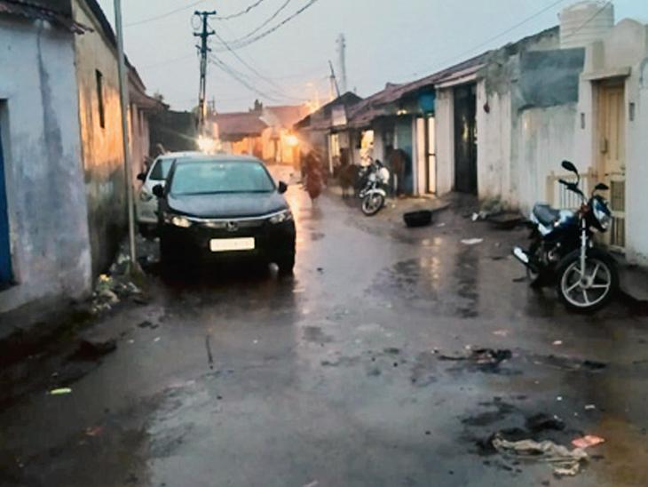કચ્છમાં આજે ફરી કડાકા ભડાકા સાથે વરસાદ પડવાની સંભાવના|ભુજ,Bhuj - Divya Bhaskar