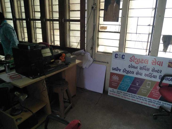 જનતા સુપર માર્કેટ પોસ્ટ ઓફિસ બ્રાંચ - Divya Bhaskar