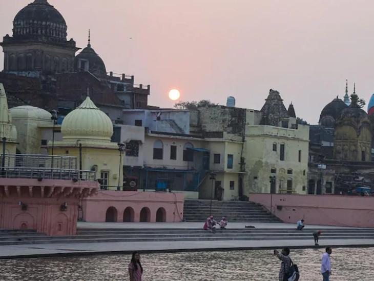 રામ મંદિર ટ્રસ્ટે ફકીરે રામ મંદિરની જમીન ખરીદતાં વિવાદ, કોર્ટે ચંપત રાયને નોટિસ પાઠવી|ઈન્ડિયા,National - Divya Bhaskar