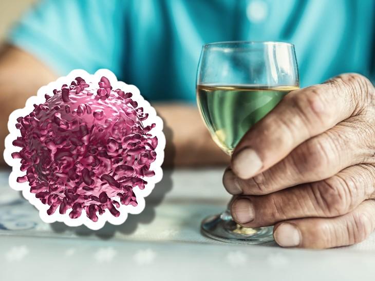 આલ્કોહોલને કારણે 2020માં કેન્સરના 7.41લાખ કેસ સામે આવ્યા, દર 25માંથી એક વ્યક્તિને આલ્કોહોલનાં કારણે કેન્સર|હેલ્થ,Health - Divya Bhaskar