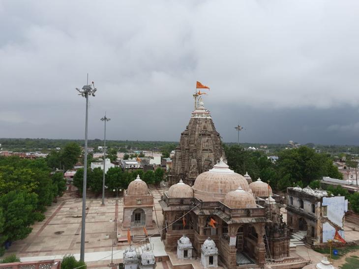 વડનગર હવે હેરિટેજ સર્કિટ સાથે જોડાશે, રેલવે વિભાગ દ્વારા ઐતિહાસિક શહેરોને જોડતો પ્રોજેક્ટ પૂર્ણ વડનગર,Vadnagar - Divya Bhaskar