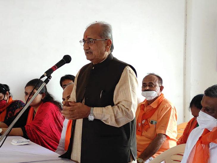 સંક્રમણ કાબુમાં રહેશે તો તબક્કાવાર શિક્ષણ કાર્ય શરૂ કરાશે : શિક્ષણમંત્રી|કેશોદ,Keshod - Divya Bhaskar