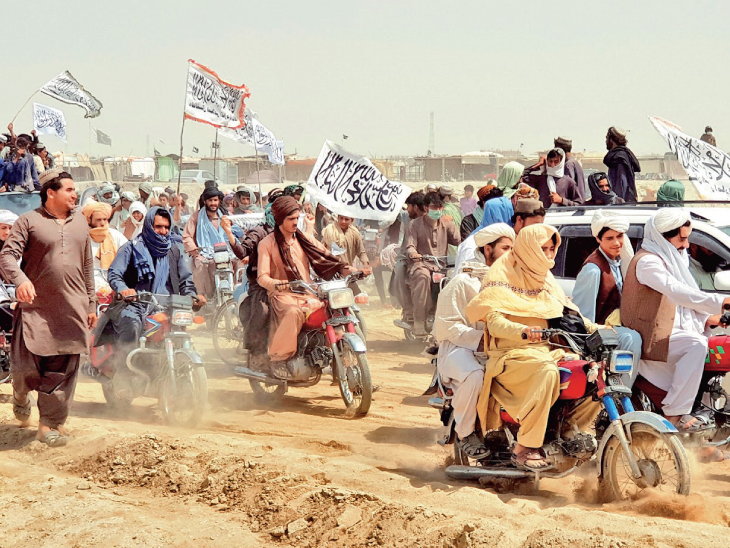 અફઘાની સૈન્ય તાલિબાન પાસેથી પોતાની જમીન મુક્ત કરાવવા પ્રયાસ કરી રહ્યું છે|વર્લ્ડ,International - Divya Bhaskar