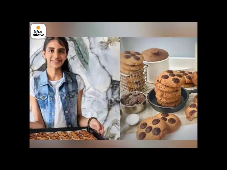 14 વર્ષની આરાધિતા ગોયનકા તેના મિરેકલ પ્રોજેક્ટ અંતર્ગત ડેઝર્ટ બનાવીને જરૂરિયાતમંદોને મદદ કરે છે, પુસ્તકમાંથી પ્રેરણા મળી|લાઇફસ્ટાઇલ,Lifestyle - Divya Bhaskar