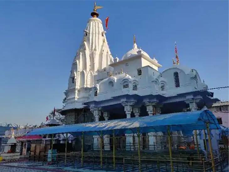 કાંગડાનું બ્રજેશ્વરી ધામ 51 શક્તિપીઠોમાંથી એક છે|ધર્મ,Dharm - Divya Bhaskar