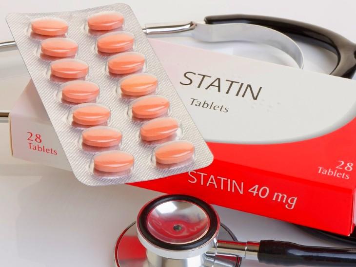 કોલેસ્ટેરોલની દવા 'સ્ટેટિન્સ' કોરોના દર્દીઓમાં મૃત્યુનું જોખમ 41% સુધી ઘટાડે છે, તે આંતરિક સોજો ઘટાડી મૃત્યુનું જોખમ ઓછું કરે છે|હેલ્થ,Health - Divya Bhaskar