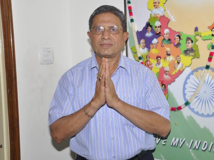 ધીરુ ગજેરા - ફાઇલ તસવીર - Divya Bhaskar