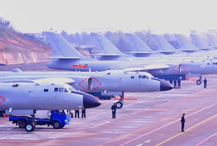 ચીન પૂર્વી લદ્દાખની નજીક ફાઇટર વિમાનોનું નવું બેઝ બનાવી રહ્યુ છે.