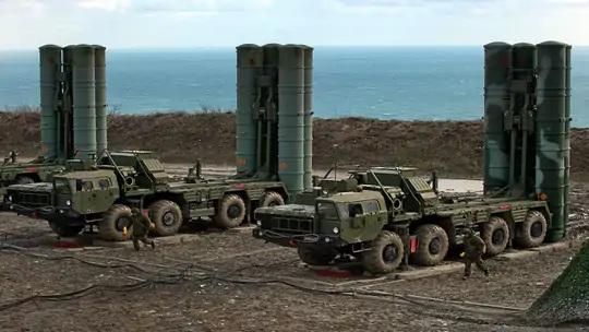 ચીને હાલમાં જ આ વિસ્તારમાં રશિયન બનાવટની એર ડિફેન્સ સિસ્ટમ S-400 તૈનાત કરી છે.