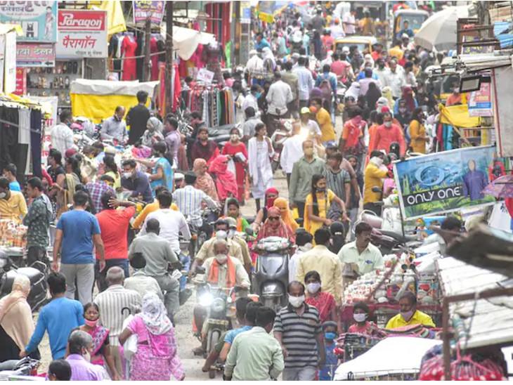 કોરોના મહામારીની ત્રીજી લહેર હવે કેટલી દૂર, દેશમાં ફરી જોવા મળી રહી છે 5 મહિના અગાઉની સ્થિતિ|ઈન્ડિયા,National - Divya Bhaskar