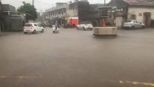 દક્ષિણ ગુજરાતમાં વરસાદની આગાહી કરવામાં આવી