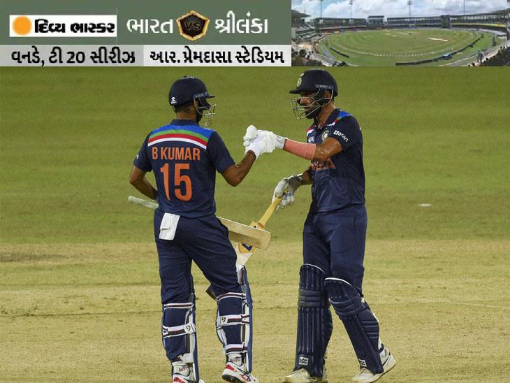 શ્રીલંકા સામે હારતા-હારતા 3 વિકેટથી ઈન્ડિયા જીત્યું, દીપકે 69 રનની નિર્ણાયક ઈનિંગ રમી; ભુવી સાથે 84* રનની પાર્ટનરશિપ ક્રિકેટ,Cricket - Divya Bhaskar