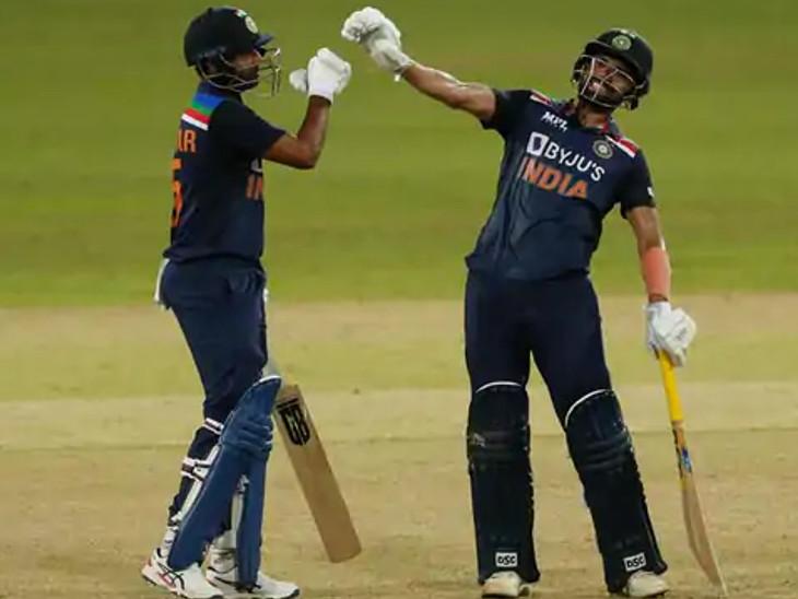 દીપક અને ભુવનેશ્વરે ટીમ ઈન્ડિયાને સંભાળી. બંનેએ ભેગા થઈને ટીમને જીત સુધી પહોંચાડી.