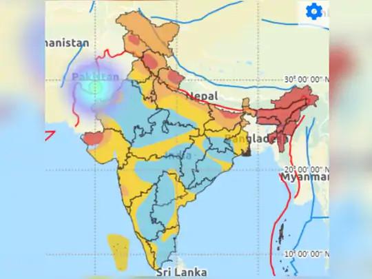 બિકાનેરમાં 5.3ની તીવ્રતાનો ભૂકંપ; મેઘાલય અને લદાખમાં પણ ધરતી ધ્રૂજી|ઈન્ડિયા,National - Divya Bhaskar
