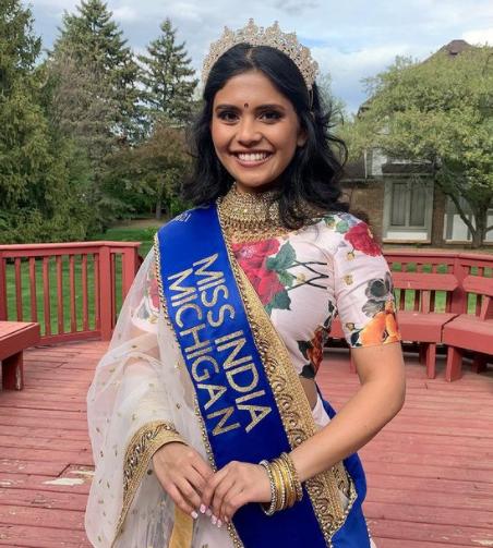 મૂળ ભારતીય વૈદેહી ડોંગરેએ મિસ ઇન્ડિયા USA 2021નું ટાઇટલ જીત્યું, તે મહિલાઓને આર્થિક રીતે સક્ષમ બનાવવા માગે છે|લાઇફસ્ટાઇલ,Lifestyle - Divya Bhaskar