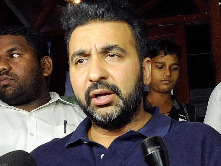 મુંબઈ પોલીસે રાજ કુંદ્રા પાસેથી 25 લાખ રૂપિયાની લાંચ લીધી હતી, ફરાર આરોપીની ACBમાં ફરિયાદ|બોલિવૂડ,Bollywood - Divya Bhaskar