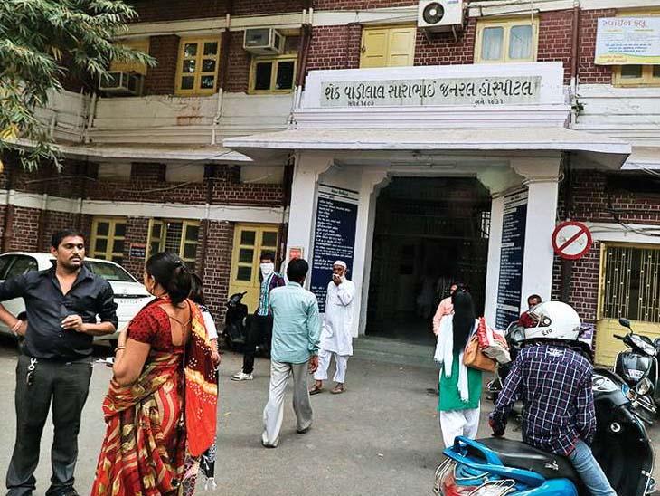 અમદાવાદની જૂની વીએસ હોસ્પિટલને રૂ.100 કરોડના ખર્ચે નવીનીકરણ કરી અદ્યતન હોસ્પિટલ બનાવવામાં આવશે અમદાવાદ,Ahmedabad - Divya Bhaskar