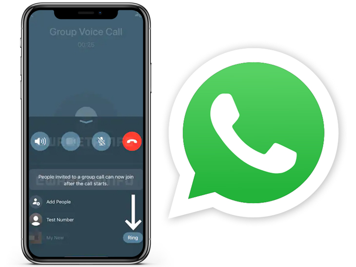 વ્હોટ્સએપ પર હવે આઈફોન યુઝર્સને કોલિંગ દરમિયાન 'ફેસટાઈમ' જેવો એક્સપિરિઅન્સ મળશે, કોલિંગમાં અન્ય યુઝર્સને કનેક્ટ કરવા વધુ સરળ બનશે ગેજેટ,Gadgets - Divya Bhaskar