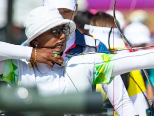 મહિલાઓના રેન્કિંગ રાઉન્ડમાં દીપિકા કુમારી 9મા સ્થાને રહી; કોરિયાની આન સાને 680 પોઇન્ટ સાથે ઓલિમ્પિક રેકોર્ડ બનાવ્યો|ટોક્યો ઓલિમ્પિક,Tokyo Olympics - Divya Bhaskar