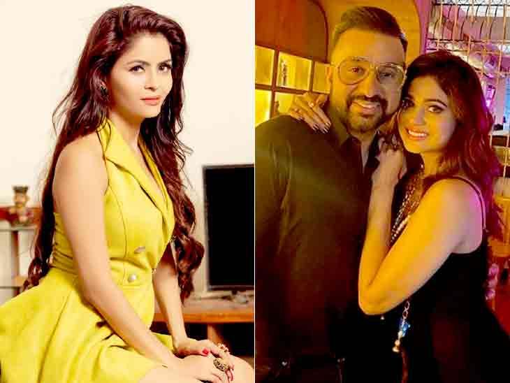 'રાજ કુંદ્રા પોતાની નવી એપની ફિલ્મમાં સાળી શમિતા શેટ્ટી સાથે કામ કરવાનો હતો'|બોલિવૂડ,Bollywood - Divya Bhaskar