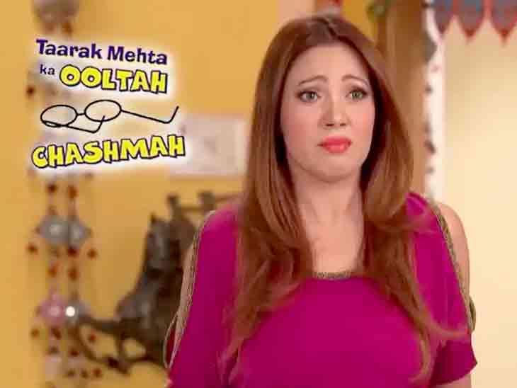 બબીતાએ સિરિયલ છોડી દીધી? જાતિવાચક શબ્દનો ઉપયોગ કર્યા બાદ સેટ પર આવી નથી|ટીવી,TV - Divya Bhaskar