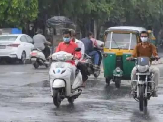 ઉત્તર ગુજરાતમાં પણ ભારે વરસાદની આગાહી કરવામાં આવી ( ફાઈલ ફોટો)