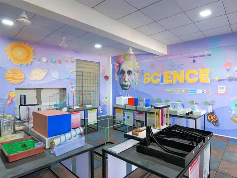 રાજ્યની સ્કૂલોને મિશન સ્કૂલ ઓફ એક્સલન્સ હેઠળ આધુનિક બનાવાશે