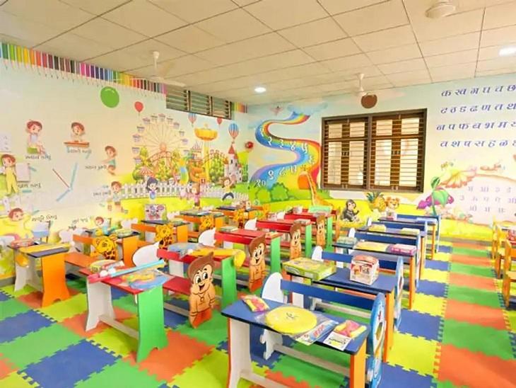 ગુજરાતમાં 20 હજાર સરકારી અને ગ્રાન્ટેડ શાળાઓને અતિ આધુનિક મોડેલ સ્કૂલ બનાવવામાં આવશે, વર્લ્ડ બેંક ફંડ આપશે|અમદાવાદ,Ahmedabad - Divya Bhaskar