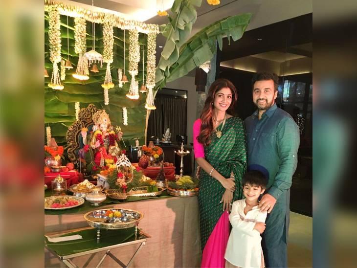 રાજ કુંદ્રાએ તેની પત્ની એક્ટ્રેસ શિલ્પા શેટ્ટીને કરોડો રૂપિયાનો આલિશાન બંગલો ગિફ્ટ કર્યો હતો, જુઓ અંદરની તસવીરો|બોલિવૂડ,Bollywood - Divya Bhaskar