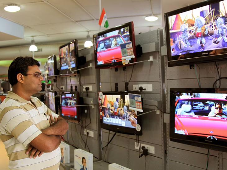 શાઓમી, બ્લૉપંક્ટ, રિયલમીનાં ટીવી પર 10%નું ડિસ્કાઉન્ટ, MRP કરતાં સેલમાં સસ્તાં ભાવે ટીવી ખરીદવાની તક ગેજેટ,Gadgets - Divya Bhaskar