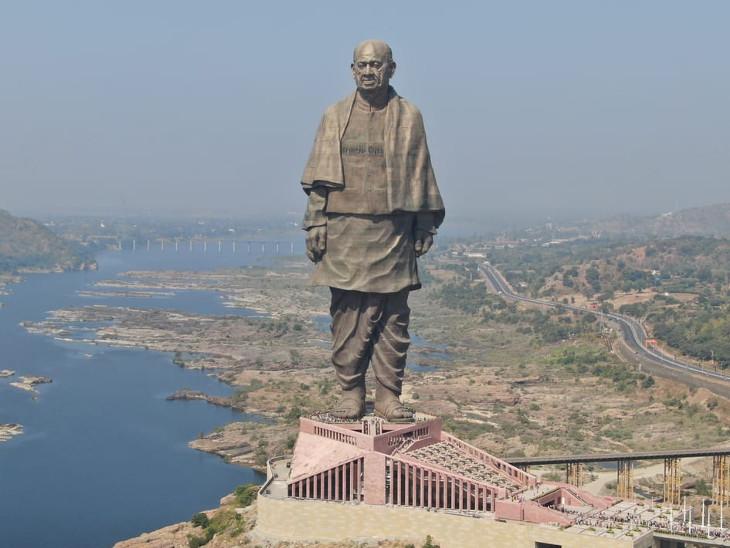 કોરોનાનો ડર હોવા છતાં 2020માં 1.94 કરોડ લોકો ગુજરાત ફરવા આવ્યા, 7.40 લાખ લોકોએ સ્ટેચ્યૂ ઓફ યુનિટી જોયું અમદાવાદ,Ahmedabad - Divya Bhaskar
