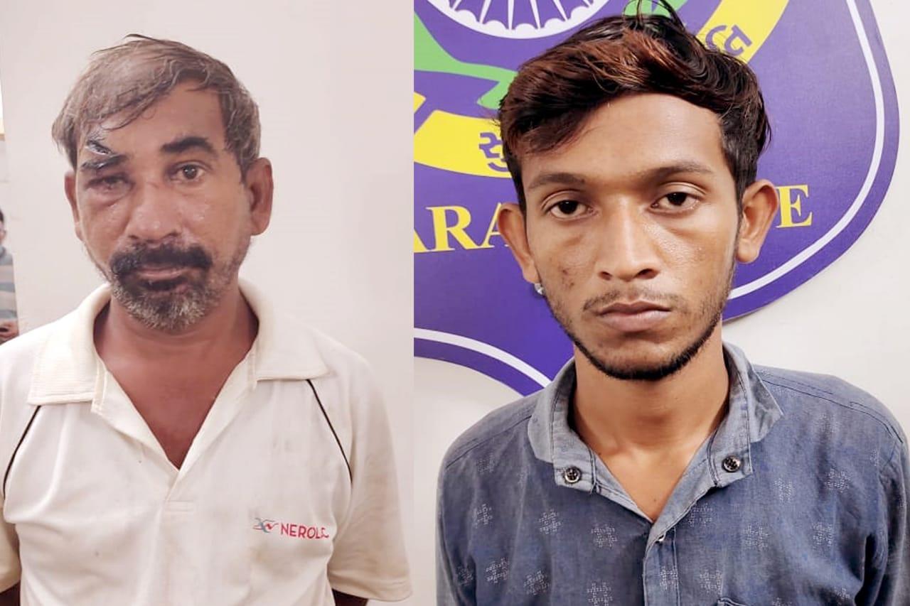 બીલોદરા જેલમાંથી વચગાળાના જામીન પર ફરાર થયેલા બે પાકા કામના કેદીઓ ઝડપાયા|નડિયાદ,Nadiad - Divya Bhaskar