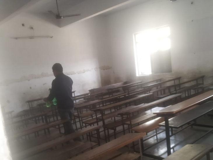 જિલ્લાની 369 શાળામાં આજથી ઓફલાઈન શિક્ષણનો પ્રારંભ|ગાંધીનગર,Gandhinagar - Divya Bhaskar