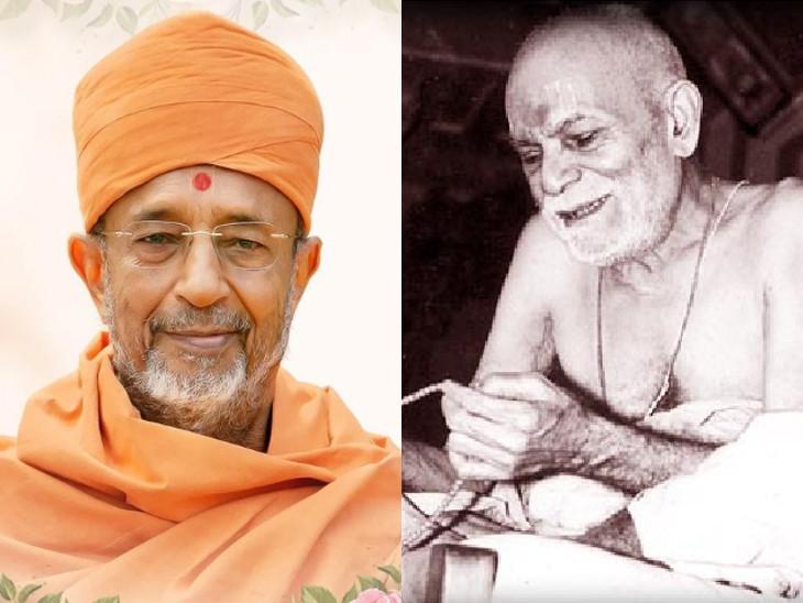 વડોદરાના આસોજમાં 'પ્રભુદાસ'નો જન્મ થયો, યોગીજી મહારાજે દીક્ષા આપતા બન્યા હતા 'હરિપ્રસાદ સ્વામી' વડોદરા,Vadodara - Divya Bhaskar
