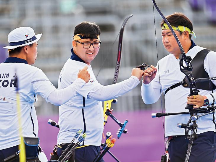 દ.કોરિયાની ગોલ્ડ હેટ્રિક, છેલ્લી 9 ઓલિમ્પિકમાં 34 ગોલ્ડમાંથી 23 આ દેશના નામે, ઓલિમ્પિકનાં 6 સ્થાન માટે 200 ખેલાડી ટ્રાયલમાં ભાગ લે છે ટોક્યો ઓલિમ્પિક,Tokyo Olympics - Divya Bhaskar