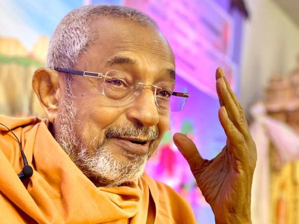 સોખડાના હરિપ્રસાદ સ્વામી અક્ષરધામ નિવાસી થયા