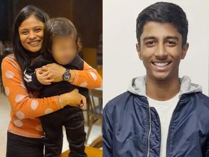પતિ સાથે ઝઘડાથી કંટાળી સ્વીટી દીકરાને મળવા ઓસ્ટ્રેલિયા જવાની હતી, પ્લાન કેન્સલ થતાં અજયે સ્વીટીનો કાંટો કાઢી નાખ્યો|અમદાવાદ,Ahmedabad - Divya Bhaskar