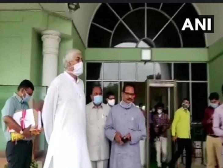 પોતાની જ સરકારના વિરોધમાં મંત્રી સિંહદેવનું સદનમાંથી વૉકઆઉટ, નિશાને CM બઘેલ ઈન્ડિયા,National - Divya Bhaskar