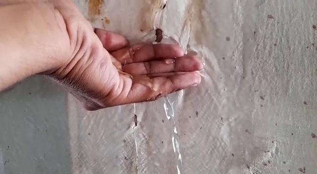 રાજકોટમાં નવા બનેલા 21 કરોડના અન્ડરબ્રિજમાં વગર વરસાદે પાણી વહ્યું, મેયરે દોષનો ટોપલો રેલવે તંત્ર પર ઢોળતા કહ્યું- રેલવેમાં ફરિયાદ રજૂ કરાશે રાજકોટ,Rajkot - Divya Bhaskar
