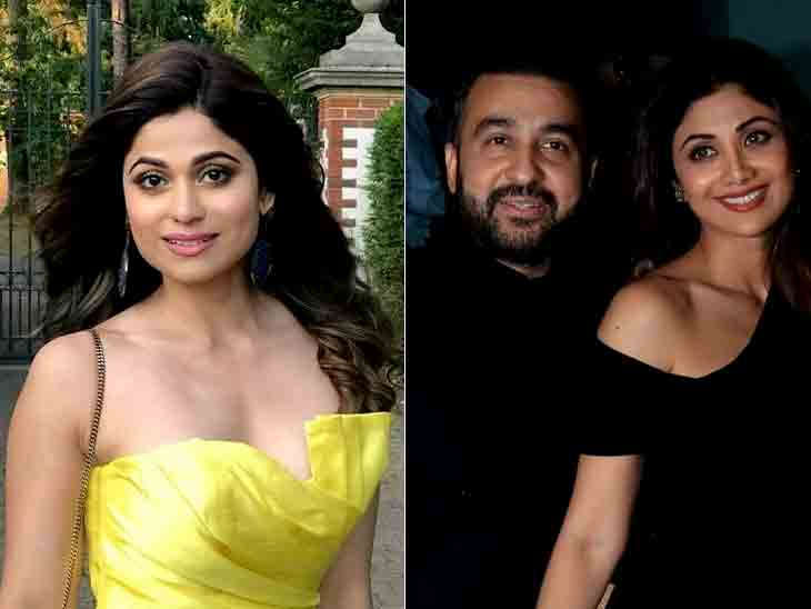બહેન-જીજાજીની મુશ્કેલ ઘડીમાં શમિતા શેટ્ટીએ હિંમત વધારી, કહ્યું- 'આ તો બસ નાનકડી ચિનગારી છે'|બોલિવૂડ,Bollywood - Divya Bhaskar