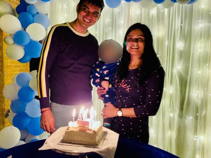 PI અજય દેસાઇએ કોન્સ્ટેબલ પાસે કેમિકલનો કેરબો મગાવ્યો હતો, સ્વીટી બીજી વાર સગર્ભા હતી કે નહીં એનો ભાઈએ કર્યો ઘટસ્ફોટ વડોદરા,Vadodara - Divya Bhaskar