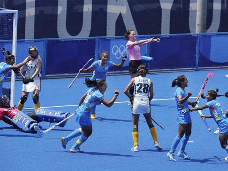 ઈન્ડિયાએ દક્ષિણ આફ્રિકાને 4-3થી હરાવ્યું