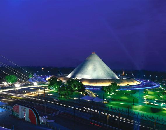 ગાંધીનગર મહાત્મા મંદિર.