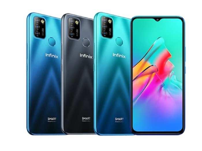 'ઈન્ફિનિક્સ સ્માર્ટ 5A' સ્માર્ટફોન લોન્ચ થયો, 5000mAhની બેટરીથી સજ્જ ફોનની કિંમત ₹6499|ગેજેટ,Gadgets - Divya Bhaskar