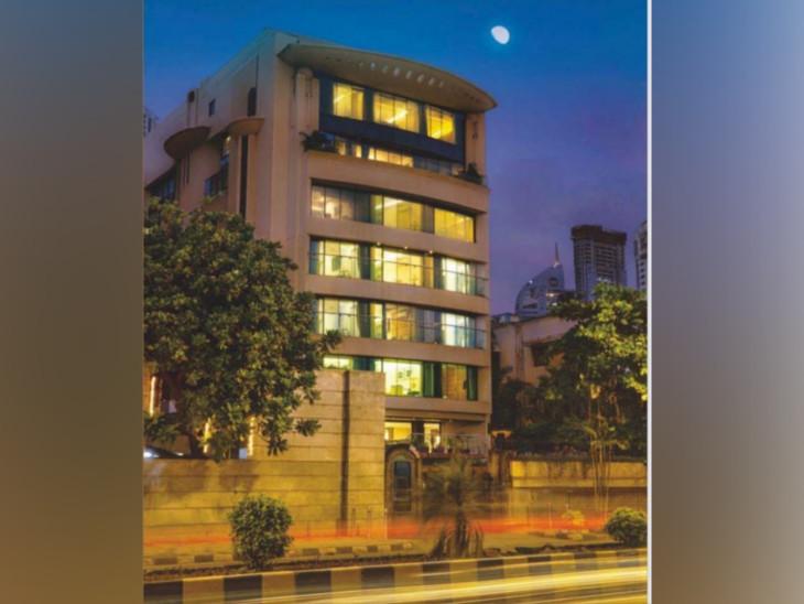 સવજી ધોળાકિયાના નાના ભાઈ 32 વર્ષ પહેલાં મુંબઈમાં ભાડાના મકાનમાં રહેતા, હવે વરલીમાં 185 કરોડનો બંગલો ખરીદ્યો|સુરત,Surat - Divya Bhaskar