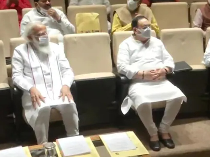 PM મોદીએ કહ્યું- વિપક્ષ સંસદ ચાલવા દેતો નથી, આ લોકશાહી અને લોકોનું અપમાન છે|ઈન્ડિયા,National - Divya Bhaskar
